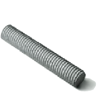 Plastic Threaded Rod